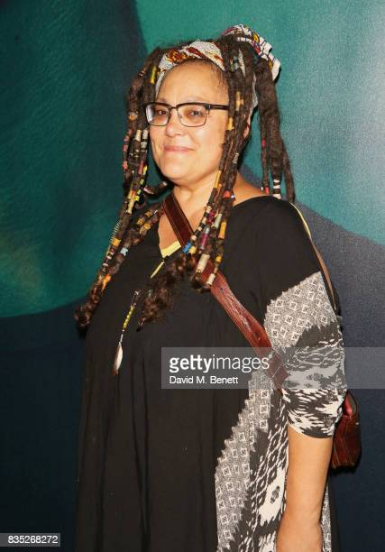 Cast member Naomi Wirthner attends the press night after party for 'Against' at The Almeida Theatre on August 18 2017 in London England