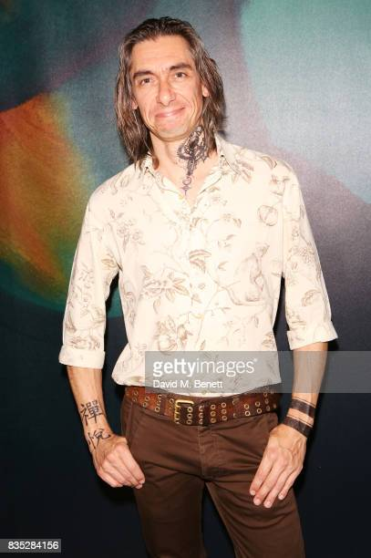Cast member Philippe Spall attends the press night after party for 'Against' at The Almeida Theatre on August 18 2017 in London England