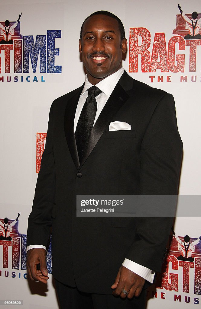 Cast member Quentin Earl Darrington attends the after party for the Broadway opening of 'Ragtime' at the Tavern On The Green on November 15, 2009 in New York City.