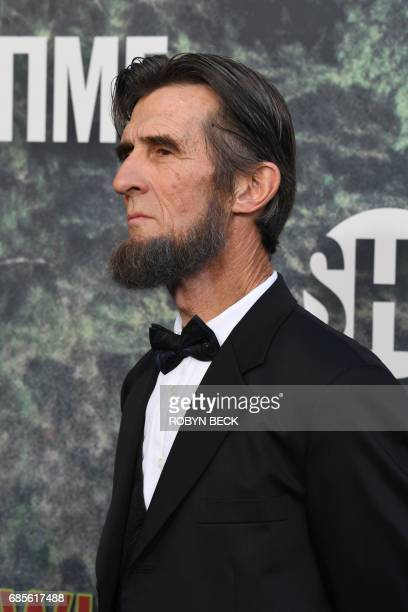 Cast member Robert Broski attends the world premiere of the Showtime limitedevent series 'Twin Peaks' May 19 2017 at the Ace Hotel in Los Angeles...