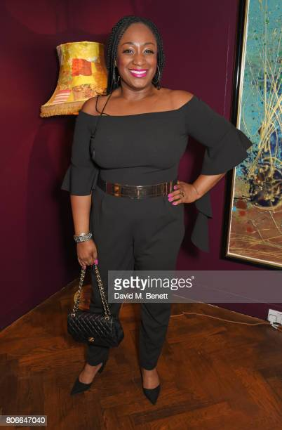 Cast member Sandra Marvin attends the press night after party for 'Committee' aka 'The Public Administration and Constitutional Affairs Committee...