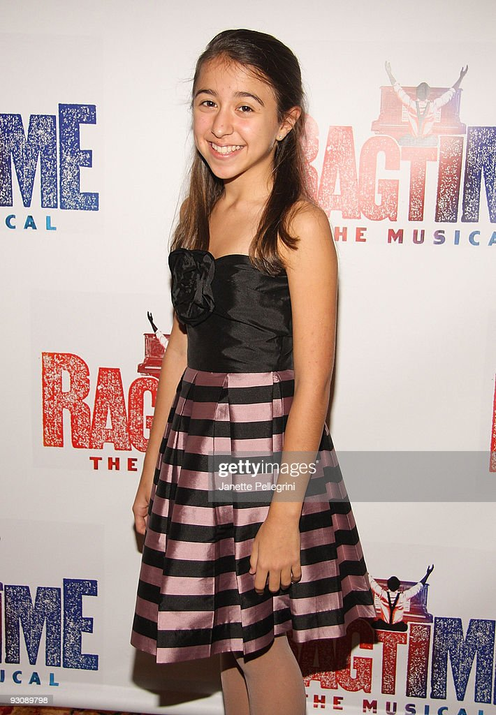 Cast member Sarah Rosenthal attends the after party for the Broadway opening of 'Ragtime' at the Tavern On The Green on November 15, 2009 in New York City.