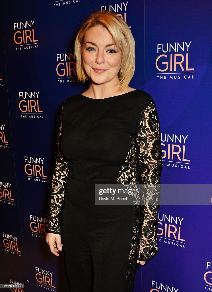 Cast member <a gi-track='captionPersonalityLinkClicked' href=/galleries/search?phrase=Sheridan+Smith&family=editorial&specificpeople=4159304 ng-click='$event.stopPropagation()'>Sheridan Smith</a> attends the press night after party for 'Funny Girl' at The Waldorf Hilton Hotel on April 20, 2016 in London, England.