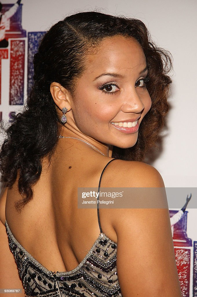 Cast member Stephanie Umoh attends the after party for the Broadway opening of 'Ragtime' at the Tavern On The Green on November 15, 2009 in New York City.