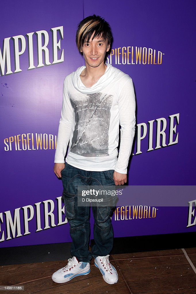 Cast member Yasuaki Yoshikawa attends the 'Empire' Opening Night Curtain Call And After Party at 265 West 45th Street on May 31, 2012 in New York City.