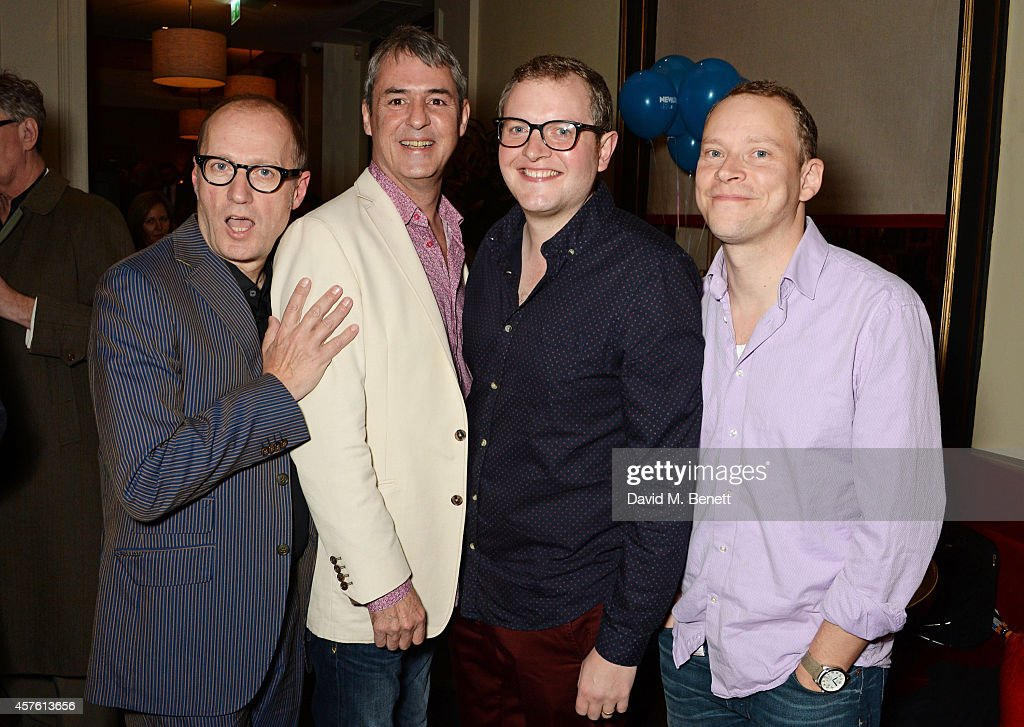Neville's Island - Press Night - After Party