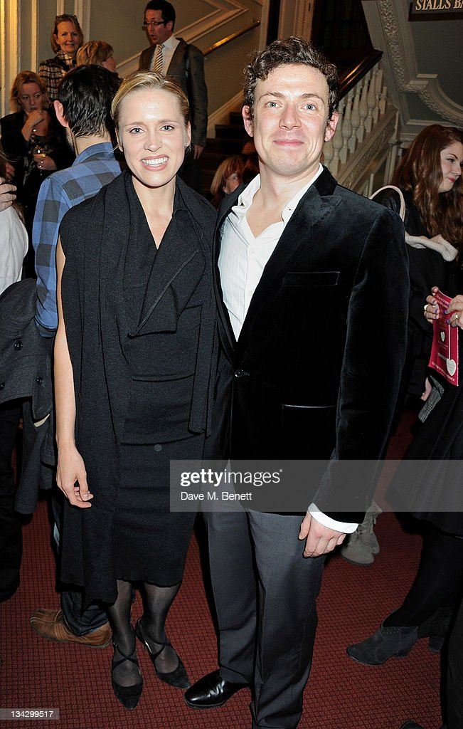A Round-Heeled Woman - Press Night - After Party