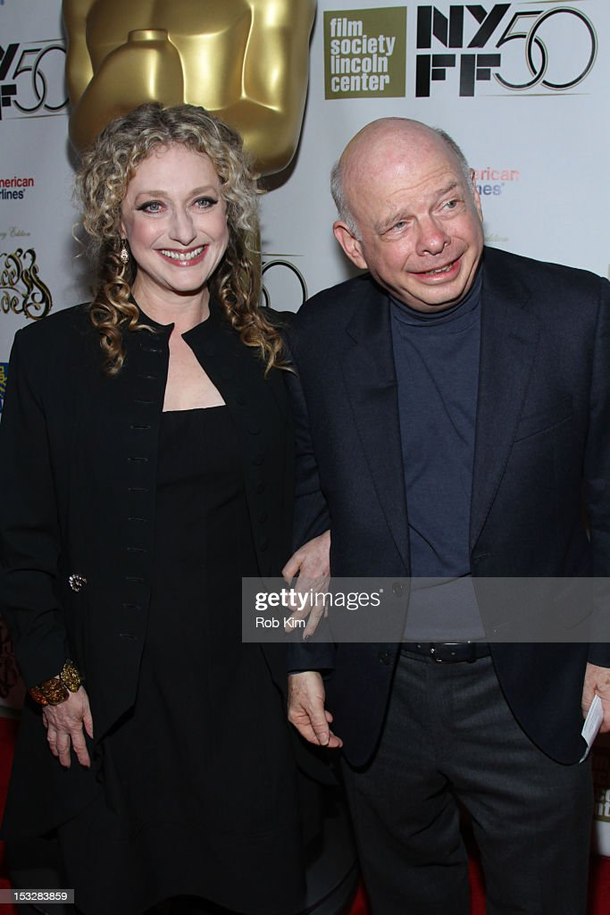 Cast members Carol Kane and Wallace Shawn attend the 25th Anniversary Screening Cast Reunion Of 'The Princess Bride' During The 50th New York Film...