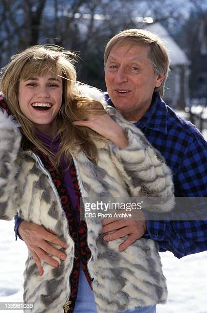 EXPOSURE cast members Cynthia Geary as Shelly Tambo and John Cullum as Holling Vincouer