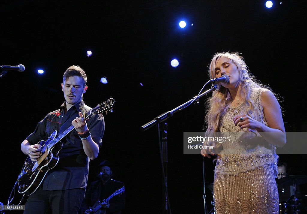 NASHVILLE - Cast members from ABC's 'Nashville' perform live in concert at Best Buy Theatre in New York City on Tuesday, May 6, 2014. 'Nashville' airs Wednesdays (10:00 p.m. - 11:00 p.m., ET) on the ABC Television Network.