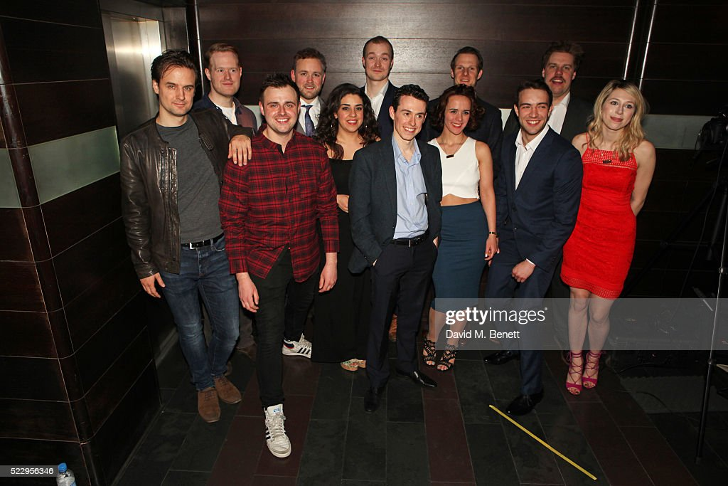 quotthe comedy about a bank robberyquot press night after