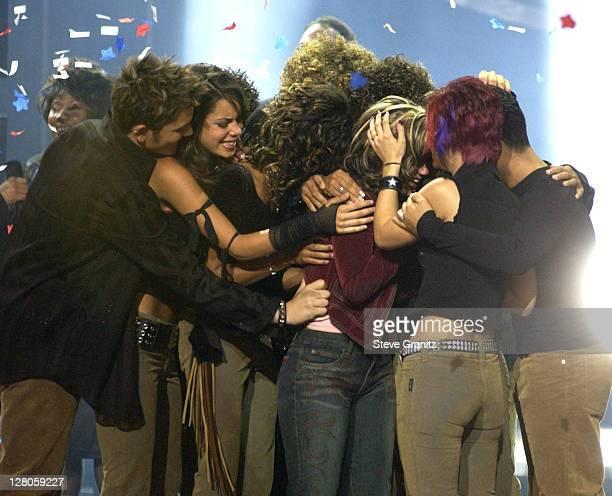 Cast members of 'American Idol'