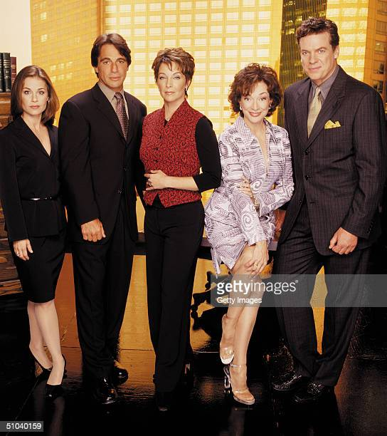 Cast Members Of The Cbs' Popular Television Drama Series 'Family Law' Actress Julie Warner Stars As Danni Lipton Tony Danza Stars As Joe Celano...