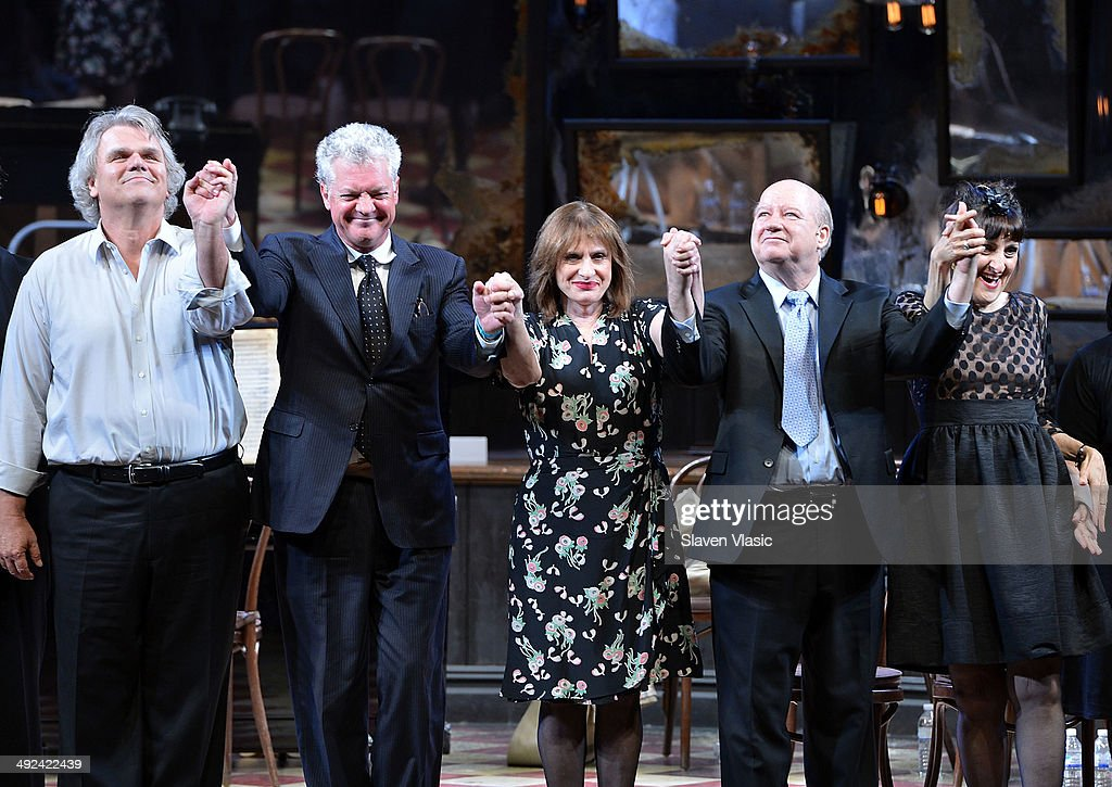 """Patti Lupone Reprises Her Roll In """"The Cradle Will Rock ..."""