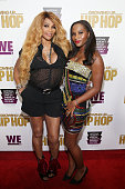 "WEtv's Exclusive Premiere Of ""Growing Up Hip Hop"":..."