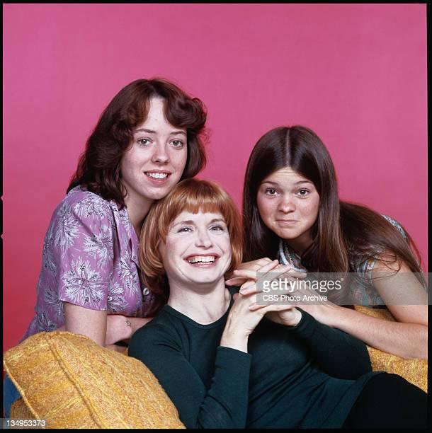 Mackenzie Phillips as Julie Cooper Bonnie Franklin as Ann Romano Royer and Valerie Bertinelli as Barbara Cooper