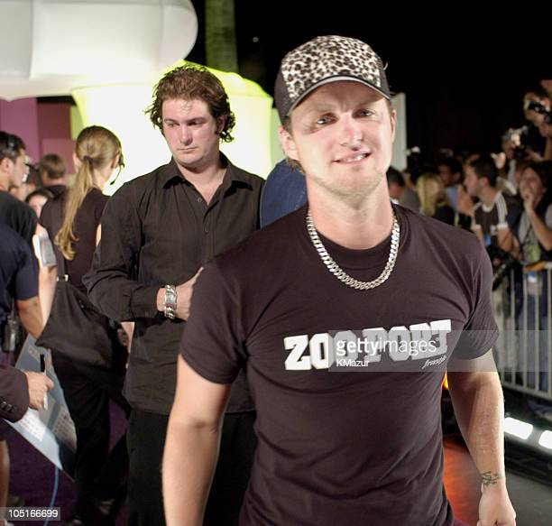 Cast of 'Dirty Sanchez' during MTV Video Music Awards Latin America 2003 Red Carpet at Jackie Gleason Theater in Miami Beach Florida United States