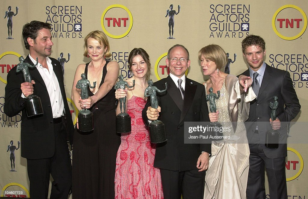 The 8th Annual Screen Actors Guild Awards - Press Room