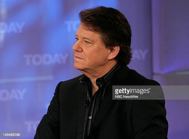 TODAY Cast of 'Happy Days' Air Date 2/25/08 Pictured Actor Anson Williams reunites with cast of 'Happy Days' on NBC News' 'Today' on February 25 2008