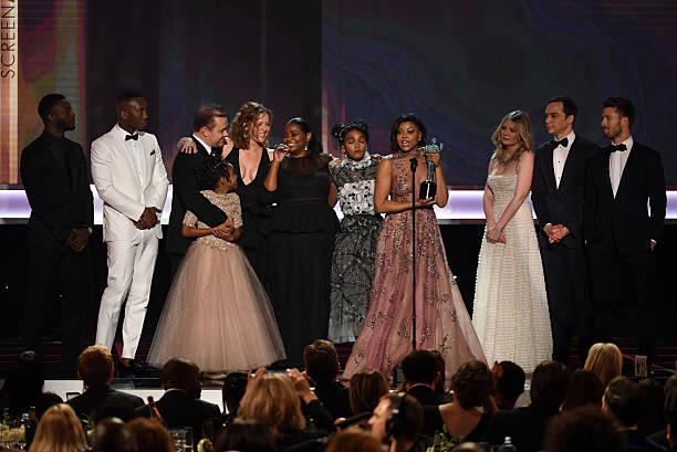 'Hidden Figures,' 'Fences' lead politically charged SAG ... |Motion Actors Guild
