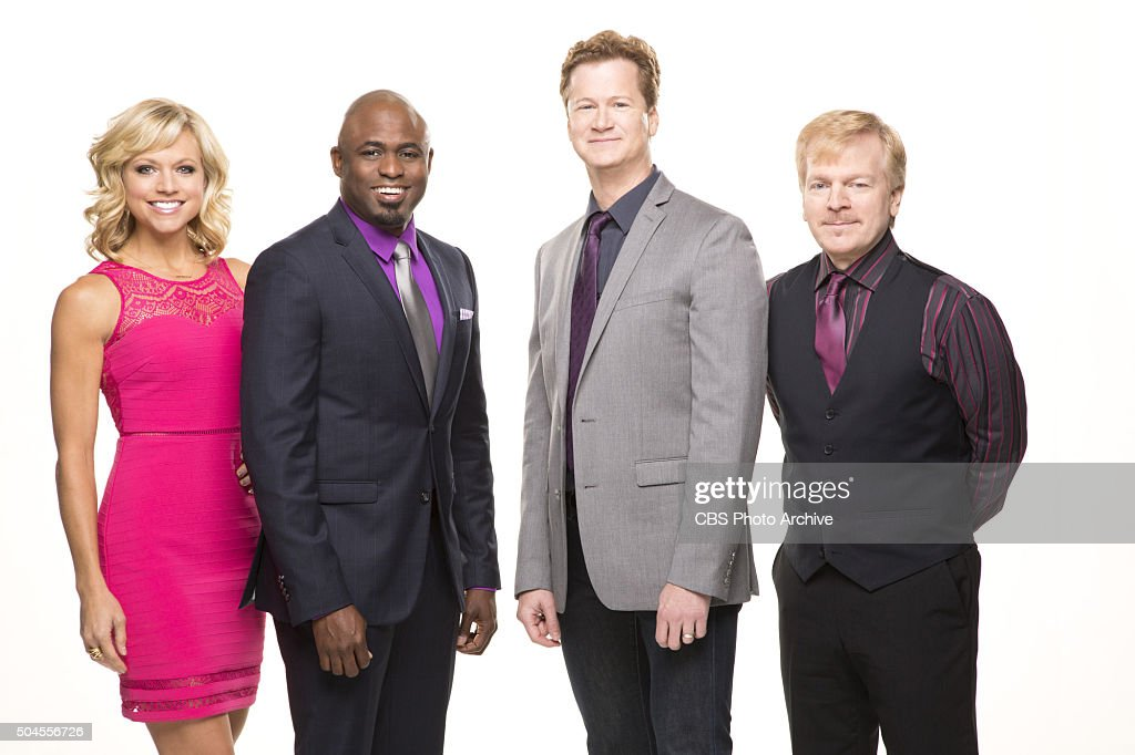 Cast of the CBS series LET'S MAKE A DEAL, scheduled to air on the CBS Television Network.