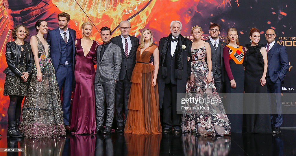 'The Hunger Games: Mockingjay - Part 2' World Premiere In ...