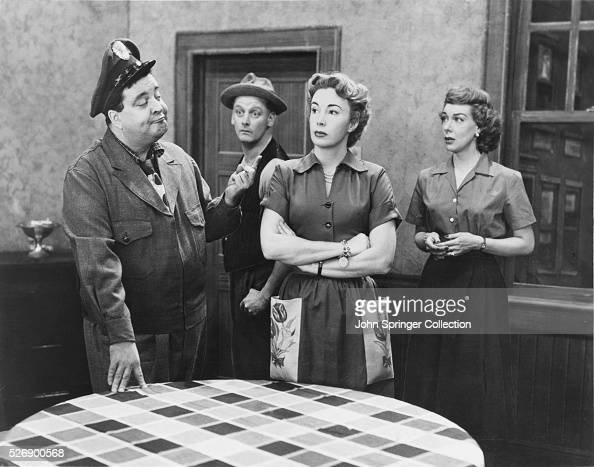 cast of the honeymooners pictures getty images. Black Bedroom Furniture Sets. Home Design Ideas