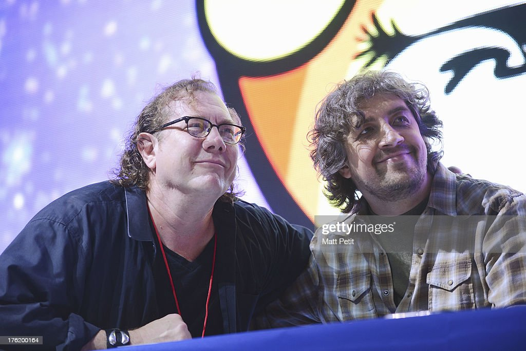 D23 EXPO - Cast of Wonder Over Yonder greet fans and sign autographs at Disney's D23 Expo, the ultimate event for Disney fans at the Anaheim Convention Center in Anaheim, California (August 9). MCCRACKEN