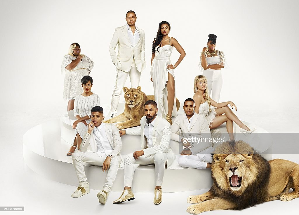 Cast Pictured LR Bryshere Gray as Hakeem Lyon Jussie Smollett as Jamal Lyon Trai Byers as Andre Lyon Grace Gealey as Anika Kaitlin Doubleday as...