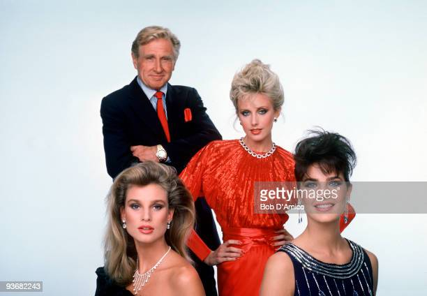 DOLLS Cast Shot Season One 9/23/84 The ruthless and powerful Racine headed a top modeling agency and Taryn Blake and Laurie Caswell were her top...