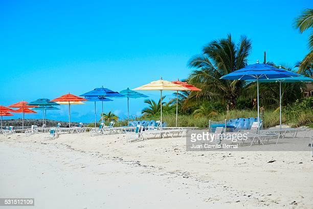 Castaway Cay in Bahamas