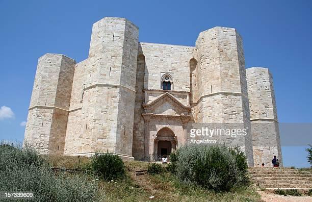 Castel del monte Puglia, Italia