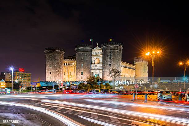 Castel Nuovo in Naples, Italy