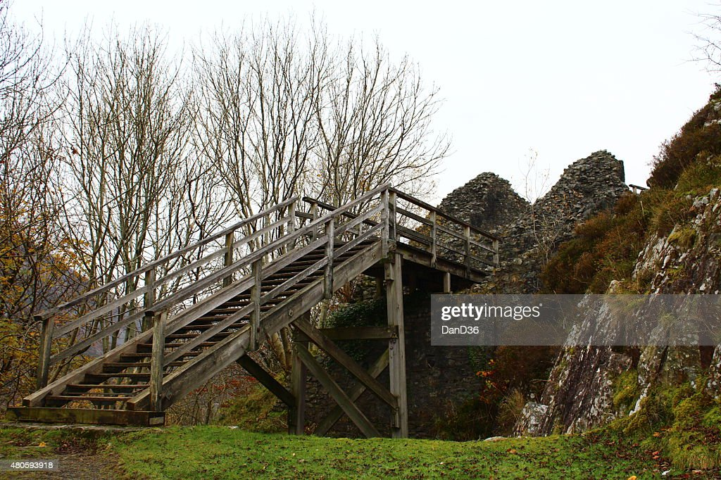 Castell Y Bere : Stock Photo