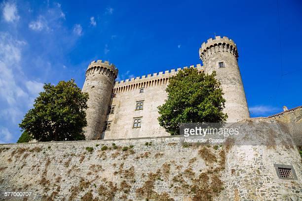 Castello Odescalchi in Bracciano, Lazio, Italy