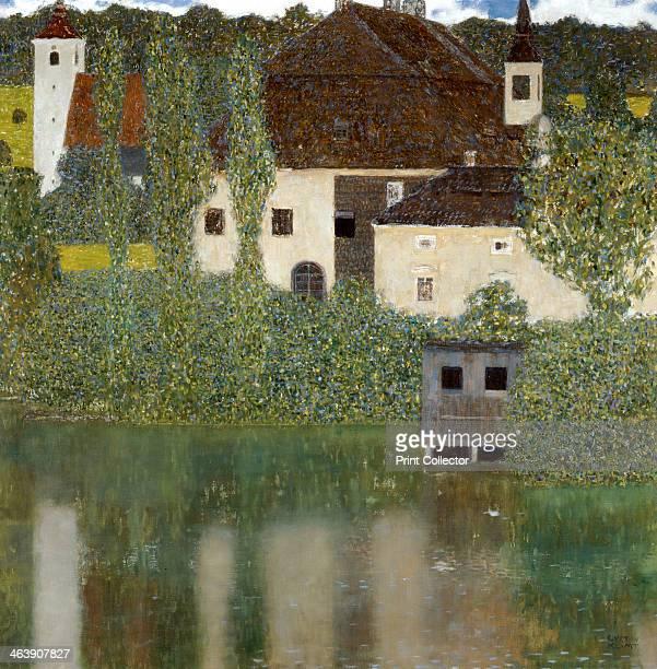'Castello Sul Lago Atter' 1908