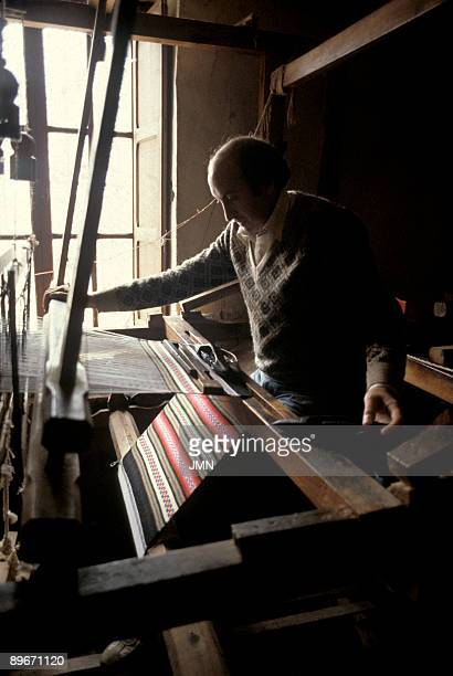 Castellon Handcrafted hand looms in Morella