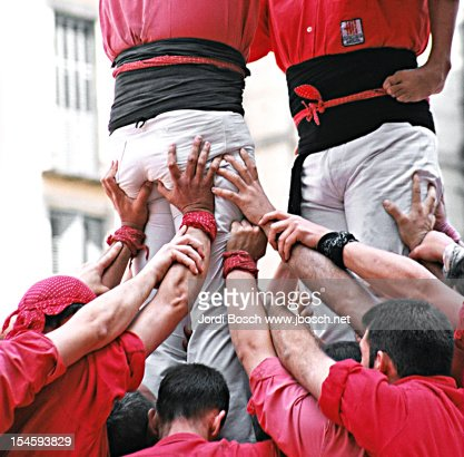 Castells : Stock Photo