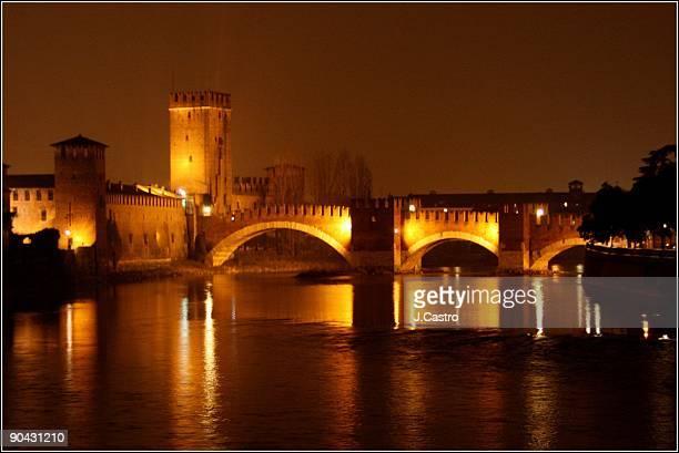Castelvecchio and Scaligero bridge