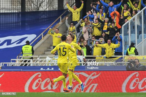 Real Sociedad de Futbol v Villarreal CF - La Liga : News Photo