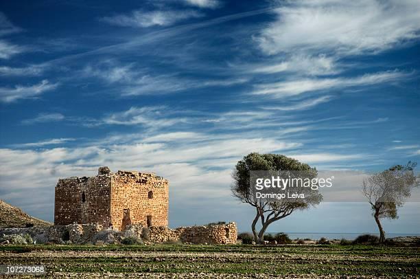 Castillo de Los Alumbres (Almería)