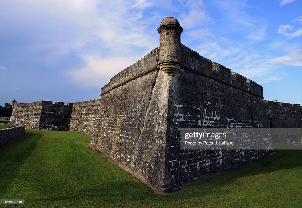 Castillo De San Marcos - 1672