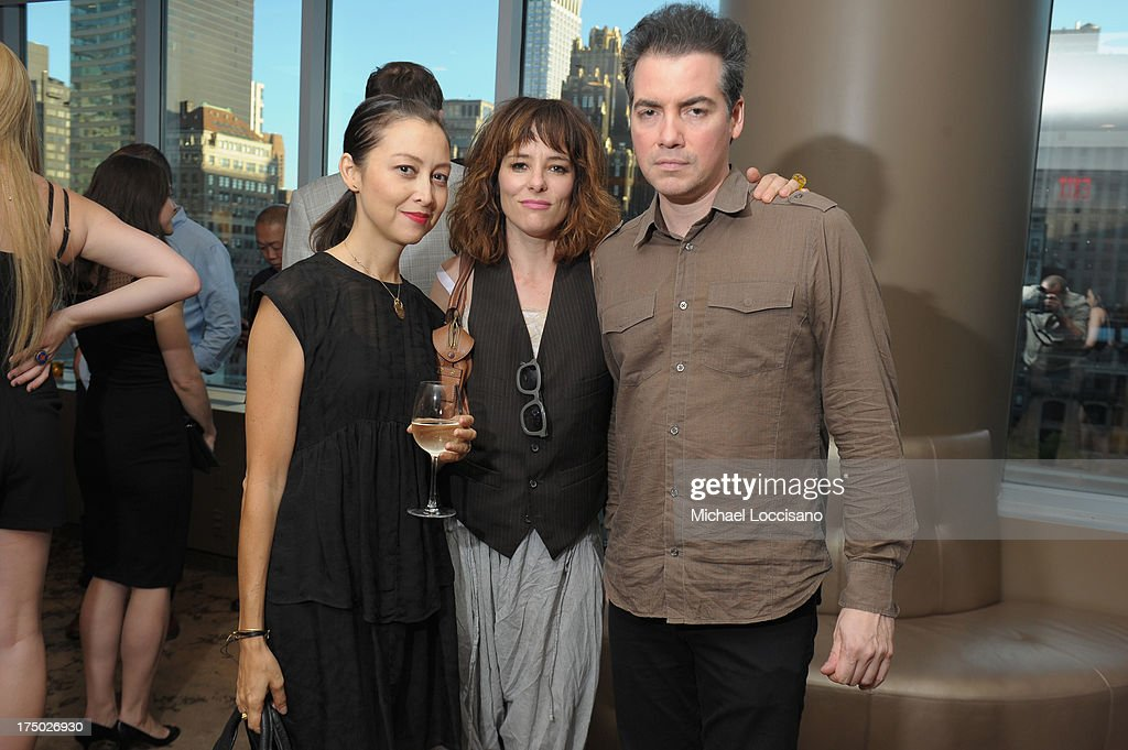 Casting Director Carmen Cuba and actors <a gi-track='captionPersonalityLinkClicked' href=/galleries/search?phrase=Parker+Posey&family=editorial&specificpeople=213402 ng-click='$event.stopPropagation()'>Parker Posey</a> and <a gi-track='captionPersonalityLinkClicked' href=/galleries/search?phrase=Kevin+Corrigan&family=editorial&specificpeople=2582914 ng-click='$event.stopPropagation()'>Kevin Corrigan</a> attend the New York Premiere of HBO Documentary 'Casting By' at HBO Theater on July 29, 2013 in New York City.