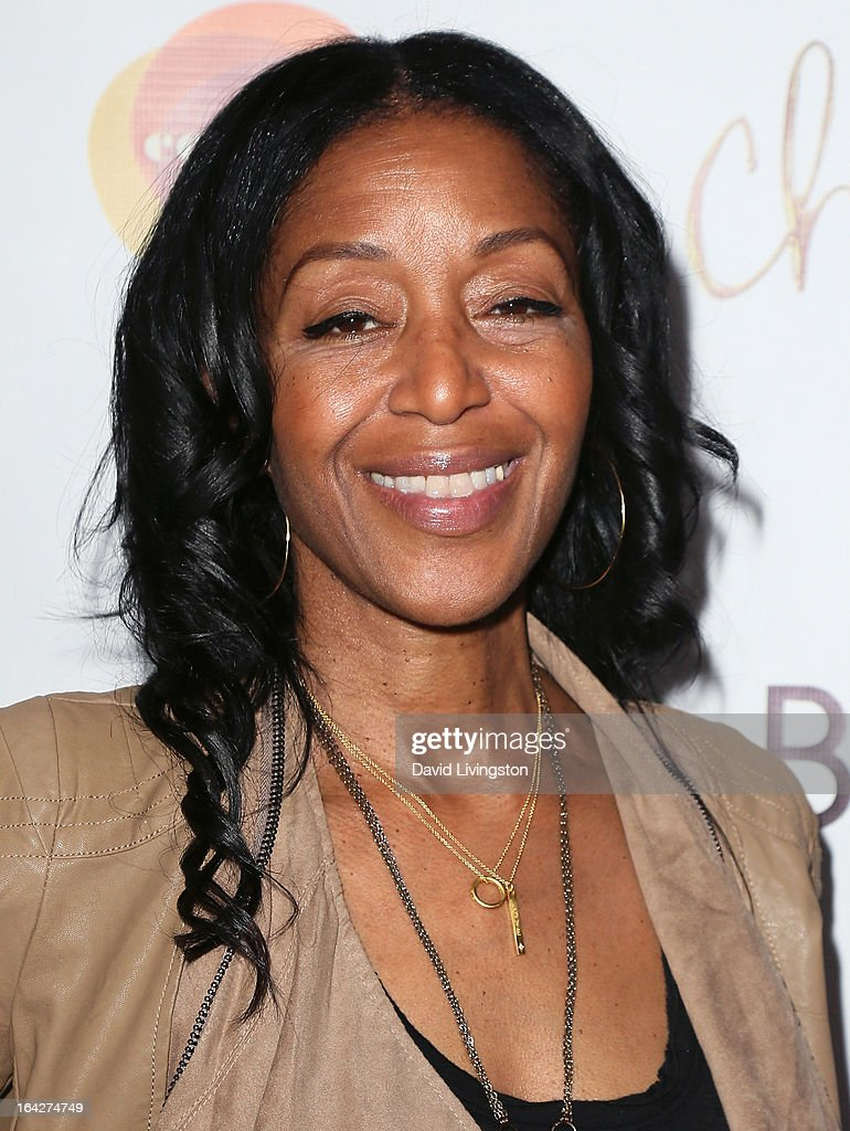 Casting director Robi Reed attends Chaka Khan's 60th birthday party at Yamashiro Restaurant on March 21 2013 in Los Angeles California