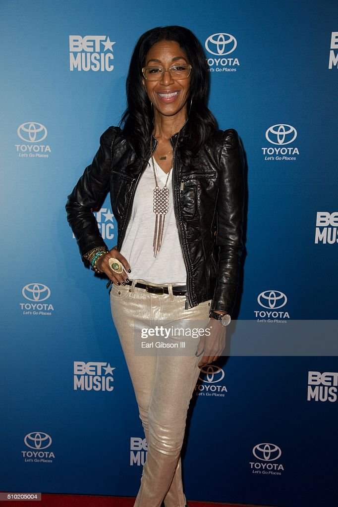 Casting Director Robi Reed attends the BET Music Matters Grammy Showcase at W Hollywood on February 13 2016 in Hollywood California
