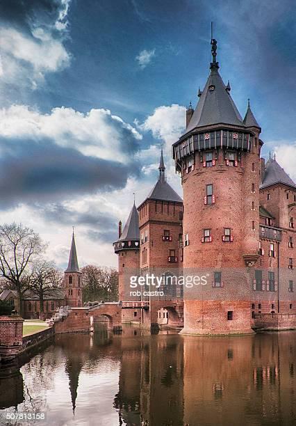 Castle at Haarzuilens