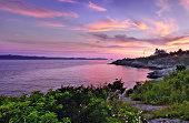 Castle Hill Cove, Newport, Rhode Island