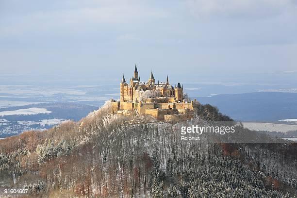 城ホーエンツォレルン冬のトップ