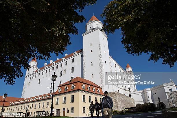 Castle in Bratislava, Slovakia