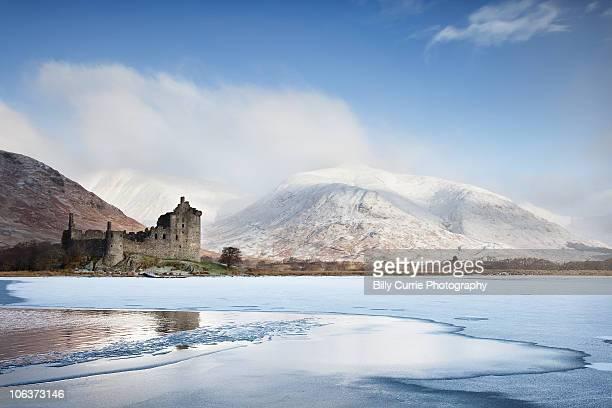 Castle Kilchurn on Loch Awe